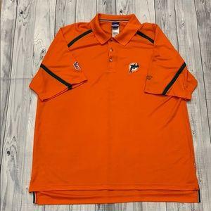 Miami Dolphins Team Apparel Short Sleeve Shirt